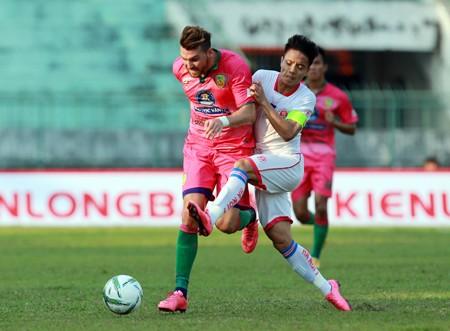 Đồng Tháp 0-1 Hà Nội: Dở ít thắng dở nhiều