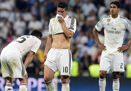 Các mục tiêu 'rơi rụng', Real lại mơ về Champions League
