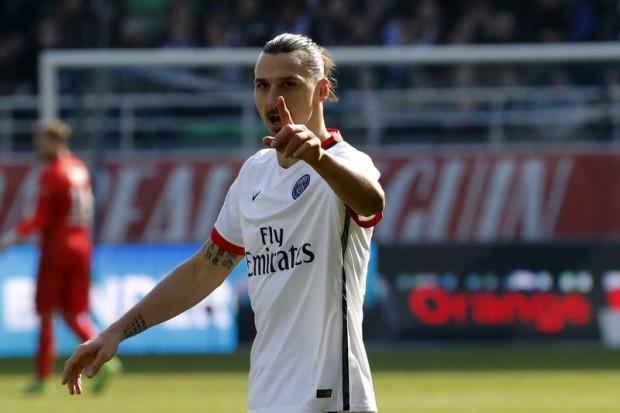 """Ibrahimovic: """"Phá tháp Eiffel thay tượng đài tôi, tôi sẽ ở lại Paris"""""""