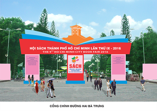 'Hội Sách TP.HCM 2016': Ngồn ngộn sách mới ra lò