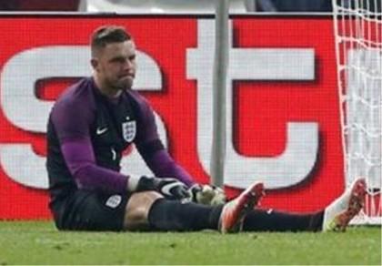 Dính chấn thương nặng, thủ môn tuyển Anh nguy cơ mất Euro