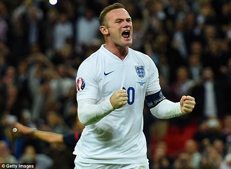 77% người Anh không muốn Rooney đá chính tại Euro 2016
