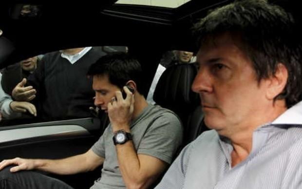 Gia đình Messi phản pháo cáo buộc về 'tài liệu Panama'
