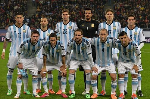 BXH FIFA tháng 4: Soán ngôi Bỉ, Argentina 'lên đỉnh' thế giới