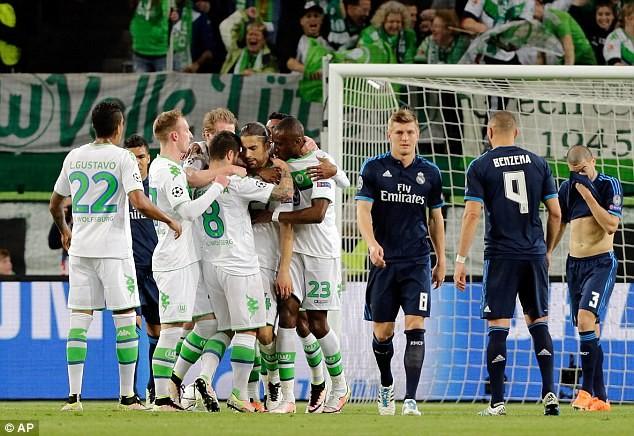 Thua sốc trên đất Đức, Real Madrid lâm nguy