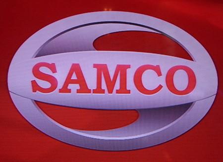 Samco công bố sử dụng logo mới