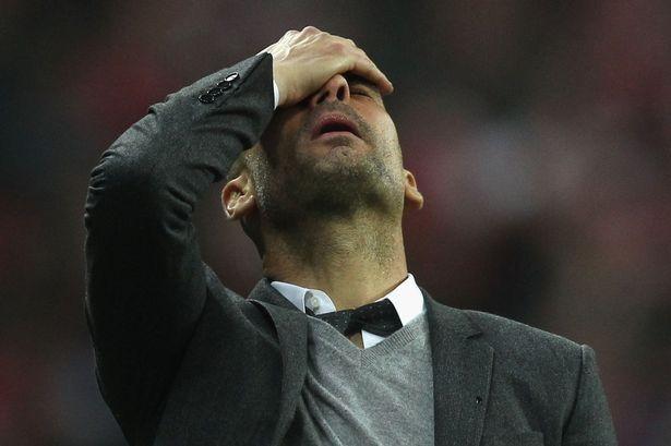 Pep Guardiola và lời nguyền nghiệt ngã mang tên Tây Ban Nha
