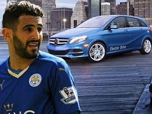 Cầu thủ Leicester được thưởng 'nóng' siêu xe Mercedes