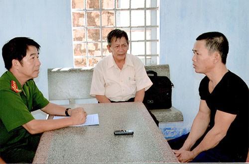 Nguyễn Thọ, nghi phạm giết bà Bông trong vụ án oan ông Nén đã nhận tội