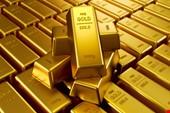 Giá vàng thế giới 'rơi' nhanh