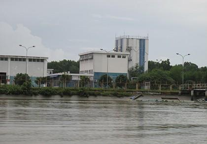 Sắp cúp nước nhiều quận, huyện ở Sài Gòn