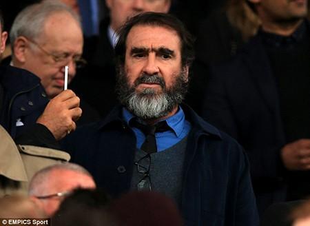 Didier Deschamps kiện… Eric Cantona ra tòa