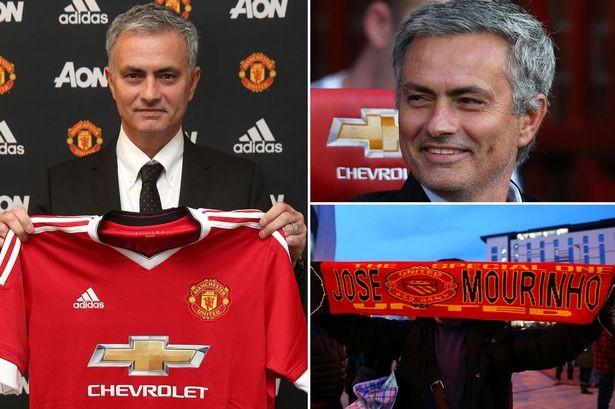 Nóng: Manchester United chính thức bổ nhiệm Mourinho