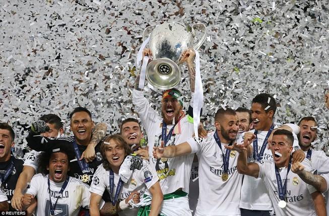 Real Madrid vô địch Champions League sau loạt sút luân lưu nghẹt thở