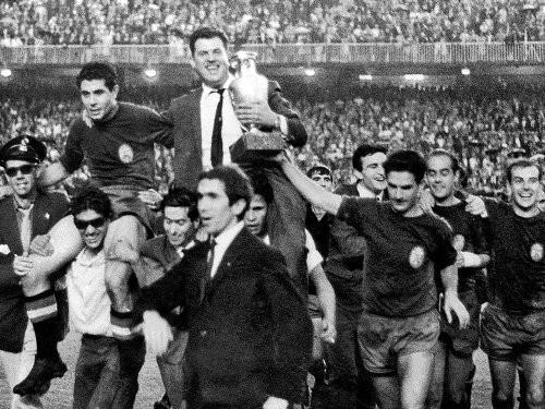 Euro 1964: Liên Xô thất bại trong việc bảo vệ danh hiệu