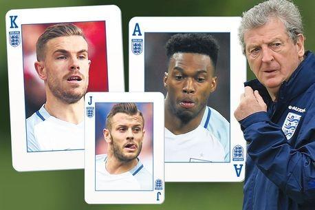 Anh chốt danh sách dự Euro 2016: Rashford và canh bạc của Hodgson