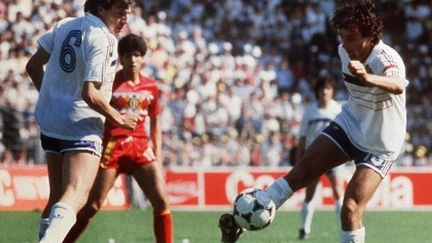 Euro 1984: Châu Âu dưới đôi chân Platini