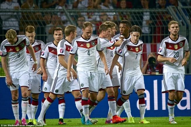 Nhận định bảng C Euro 2016: Đức và Ba Lan dễ dàng vượt ải