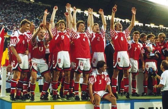 Euro 1992: 'Những chú lính chì' viết nên chuyện cổ tích Andersen