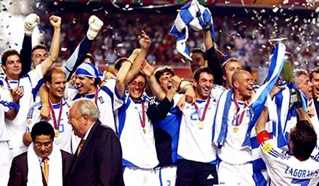 Euro 2004: Chuyện 'thần thoại' Hy Lạp
