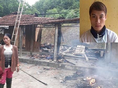 Tử hình kẻ đốt nhà, chém chết công an viên