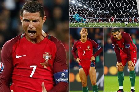 Ronaldo mất ngủ vì đá hỏng phạt đền