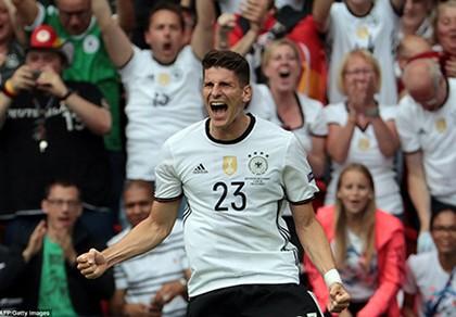 Đức cùng Ba Lan tiếp tục hành trình chinh phục Euro 2016