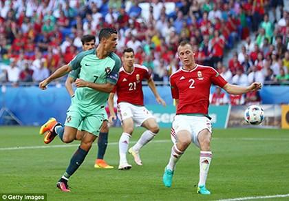 Thống kê Euro 2016: Gọi tên Ronaldo, Bale, Kross