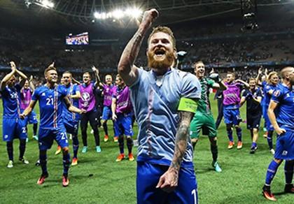 Thua ngược Iceland, tuyển Anh cúi đầu rời Euro