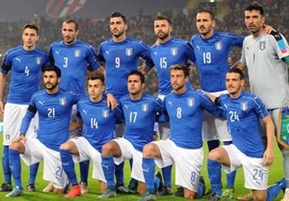 Đội tuyển Italia: Hừng đông ở phía trước!