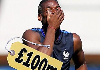 MU 'móc ví' 100 triệu bảng, phá kỷ lục chuyển nhượng thế giới