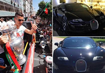 Vô địch Euro, Ronaldo tự thưởng bằng siêu xe giá 1,7 triệu bảng