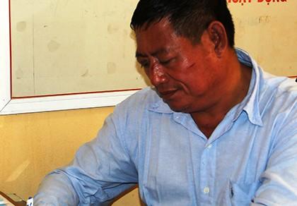Thu giữ 3 khẩu súng của trung tá Campuchia bắn chết chủ tiệm vàng