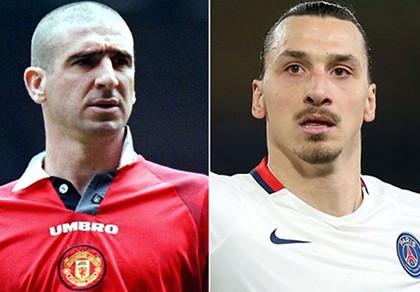 Đáp trả Cantona, Ibrahimovic tin mình sẽ là Thiên chúa ở M.U