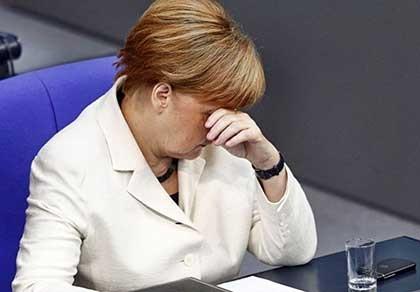 Thủ tướng Đức đau đầu giữa nguy cơ khủng bố và người di cư