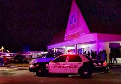 Lại nổ súng tại hộp đêm ở Mỹ, hai người chết