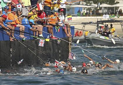 50 khoảnh khắc đẹp ngỡ ngàng tại Olympic Rio 2016 (phần cuối)