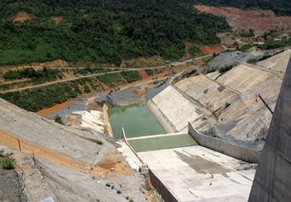 Quảng Nam: Vỡ ống nước thủy điện sông Bung 2, 2 người tử vong