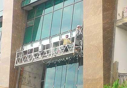 Mường Thanh bất chấp giấy phép xây dựng