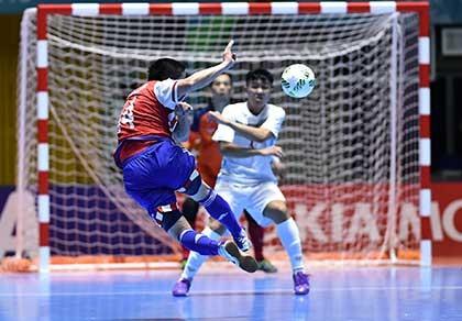 Futsal Việt Nam tại World Cup 2016: Thua đậm Paraguay nhưng vẫn còn cơ hội