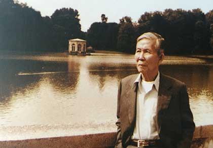 GS Trần Văn Giàu - người nặng lòng với lịch sử dân tộc