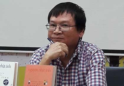 """Nguyễn Nhật Ánh: """"Tuổi học trò tôi yêu cả chục cô"""""""