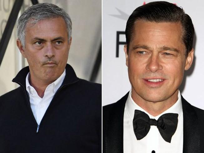 Mourinho từng chửi Brad Pitt khi thấy Jennifer Aniston