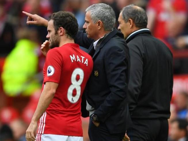 Mourinho: 'Tôi không bao giờ bán Juan Mata'