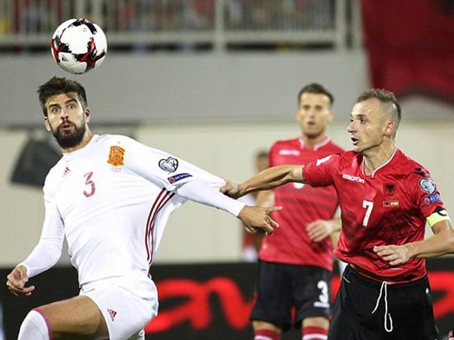 Pique ấn định ngày chia tay đội tuyển quốc gia