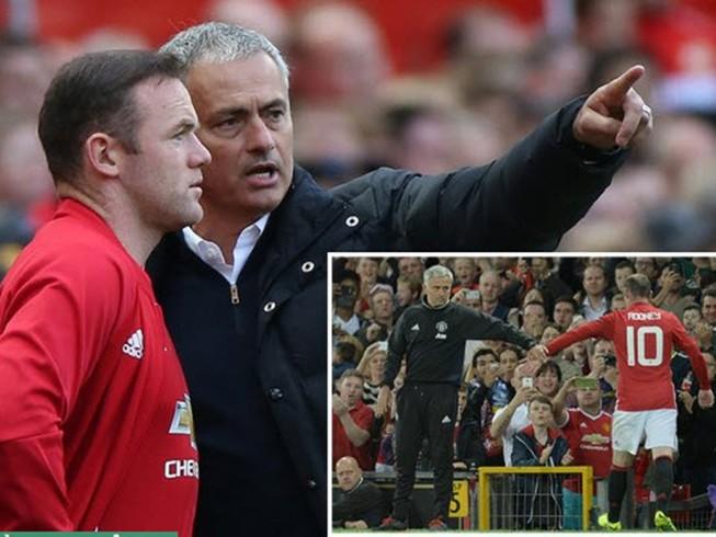 Mourinho thẳng thừng khuyên Rooney nên chia tay M.U
