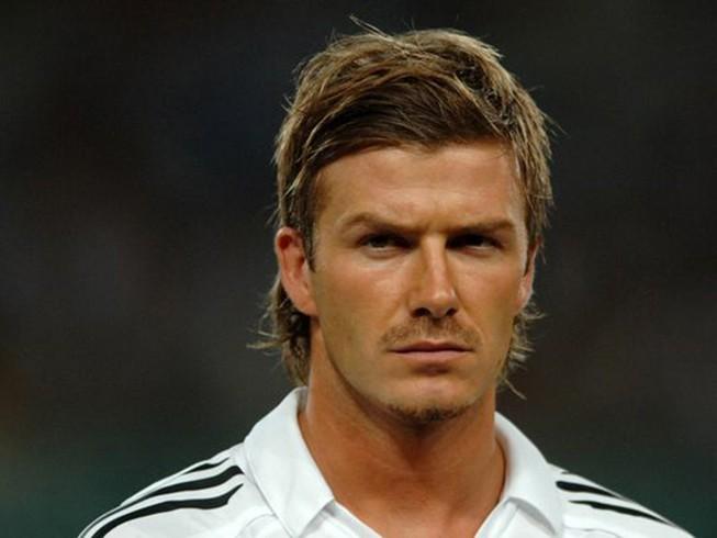 Beckham phủ nhận liên hệ với Real Madrid