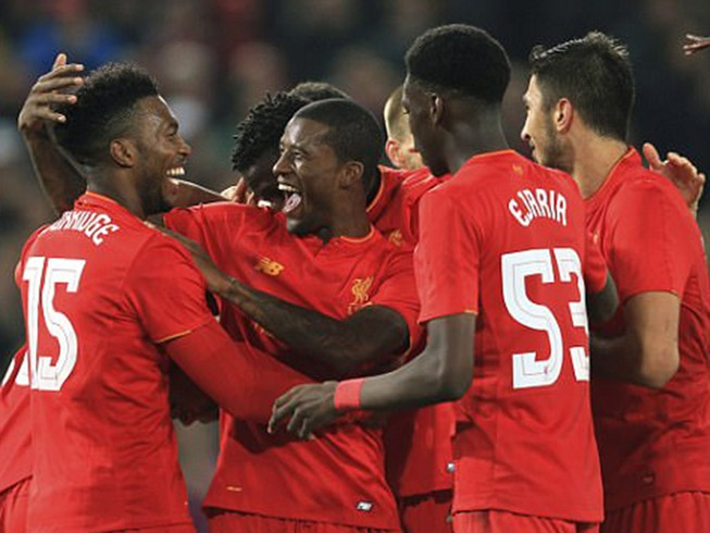 Liverpool, Arsenal cùng thắng ở League Cup