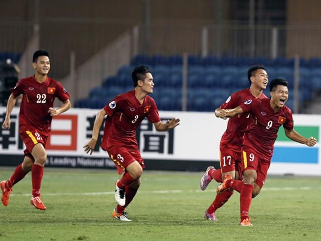 U-19 Việt Nam được thưởng 1,1 tỉ đồng