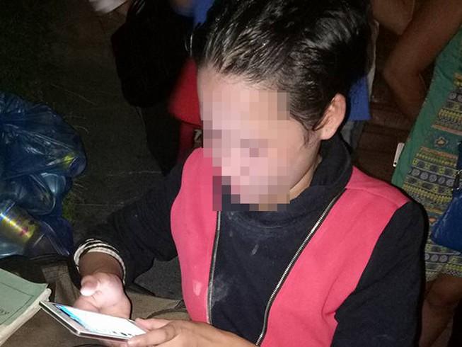 Cô gái Việt lạc đường ở Trung Quốc sử dụng giấy tờ giả
